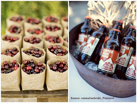 edible wedding favors for your diy wedding your guests will love