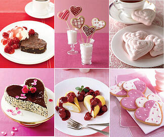 valentines day gifts with lots of calories