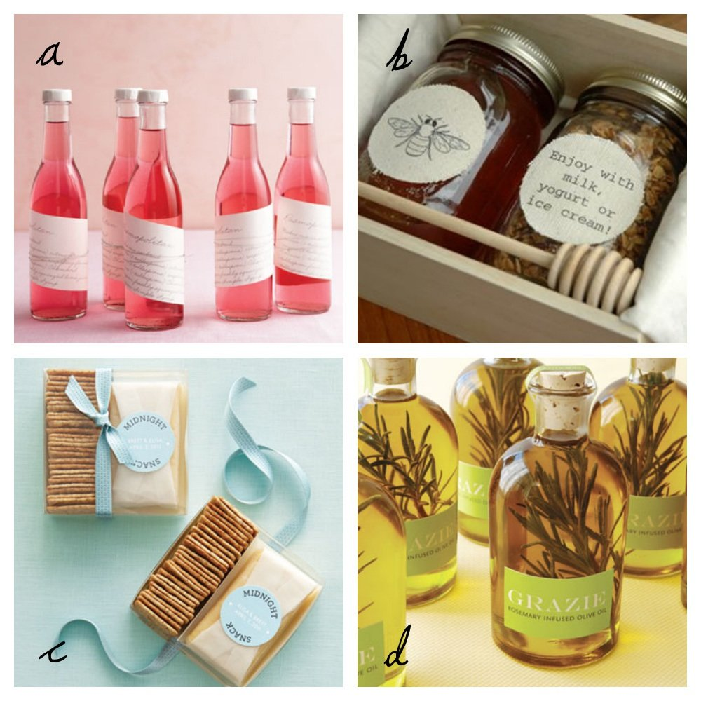 Wedding Party Favor Ideas: 51 Fun Wedding Favor Ideas